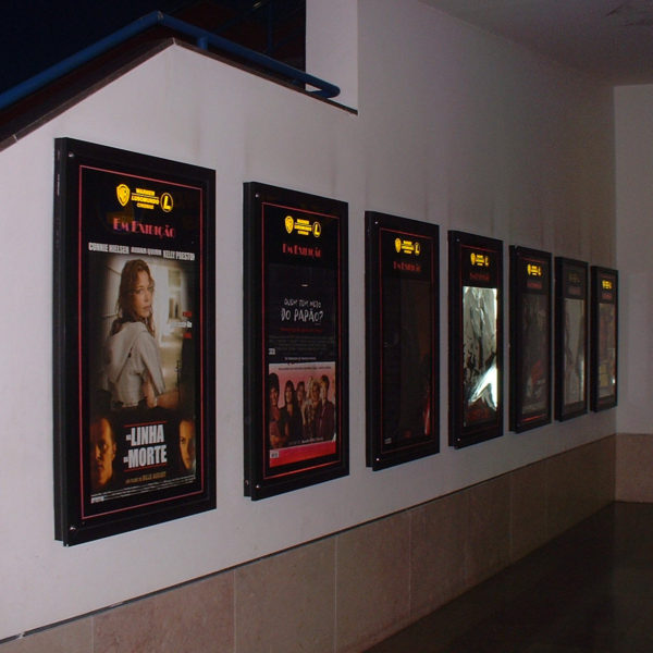 Caixa de luz Neolux - Cinema