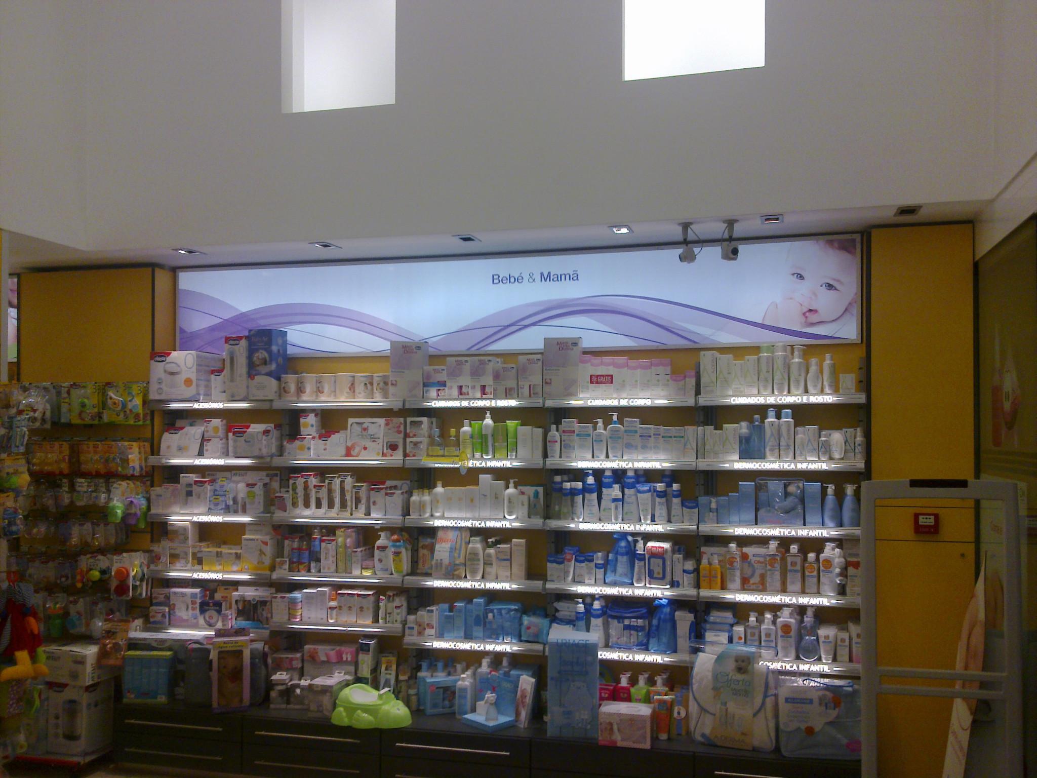 Caixa de luz Neolux - Farmácia