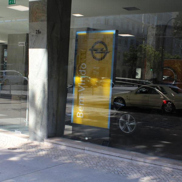 Caixa de luz Neolux - Opel