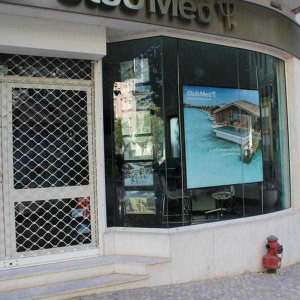 Caixa de luz Neolux - Club Med