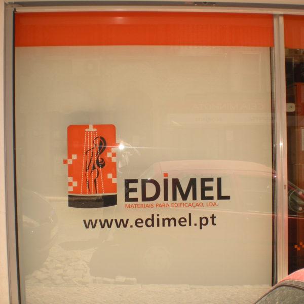 Neolux decoração de montras - Edimel