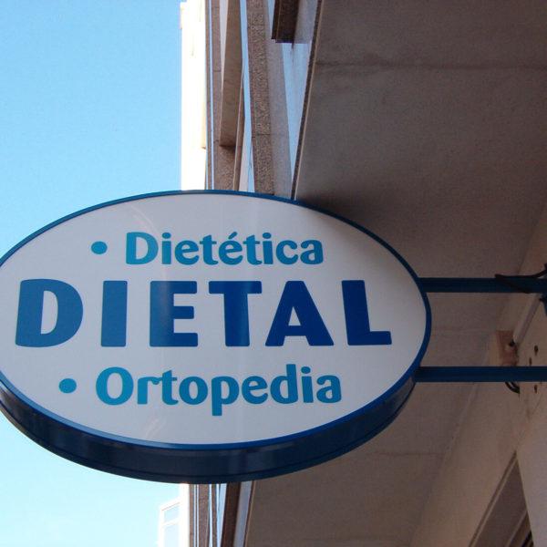 Letreiros Neolux - Dietal