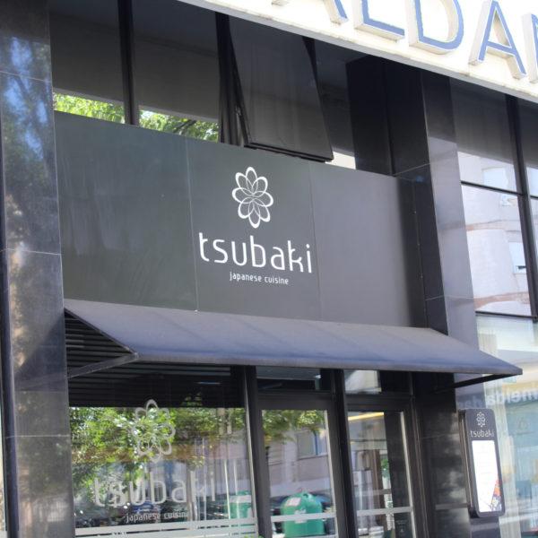 Letreiros Neolux - Tsubaki