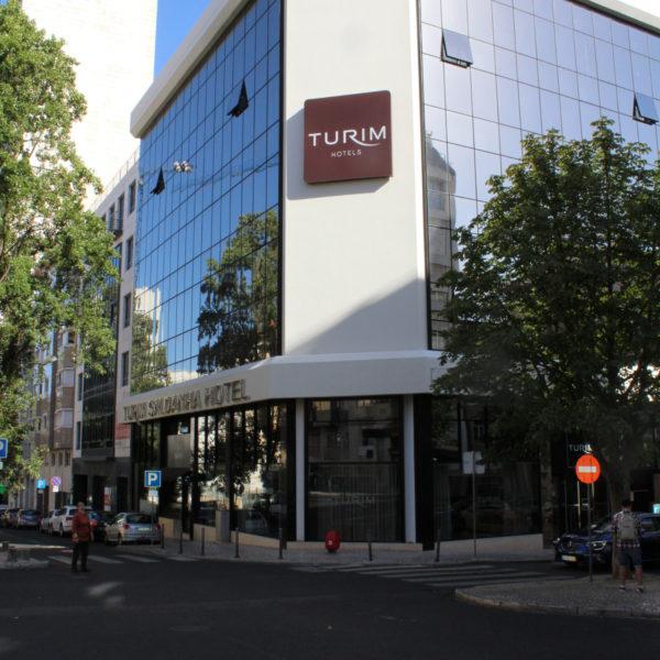 Letreiros Neolux - Turim Hotels