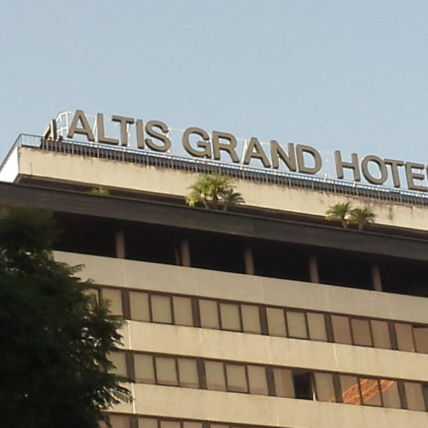 Outdoors Neolux - Altis Grand Hotel