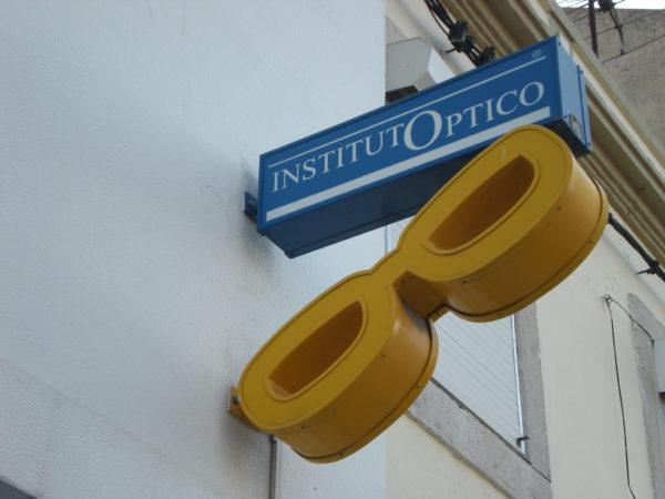 Letreiros Neolux - Instituto Óptico