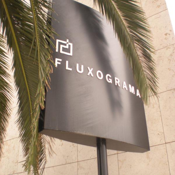 Totem Neolux - Fluxograma